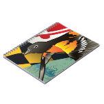 Ciudadano Oriole, pájaro del estado de Maryland Cuadernos