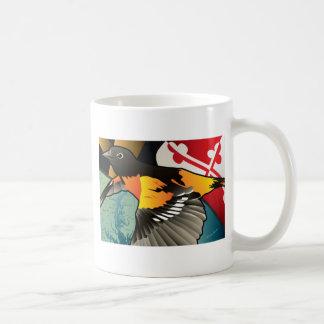 Ciudadano Oriole, pájaro del estado de Maryland Taza Clásica