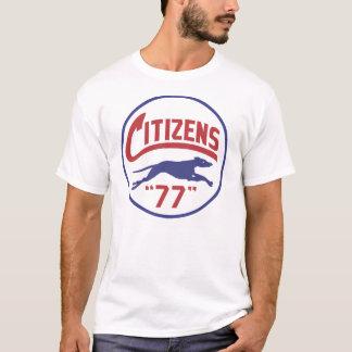 "Ciudadanos ""77"" playera"
