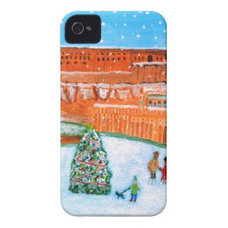 Ciudadela Chistmas.JPG de Erbil Case-Mate iPhone 4 Carcasa