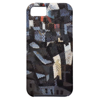 Ciudades. City by Robert Delaunay iPhone SE/5/5s Case