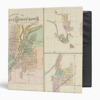 Ciudades de Centralia y de Grand Rapids