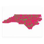 Ciudades del NC Tarjetas Postales
