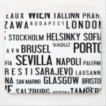 Ciudades europeas alfombrillas de ratón