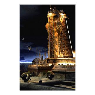 Ciudades galácticas - Starcity Papelería Personalizada