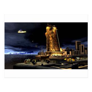 Ciudades galácticas - Starcity Postal