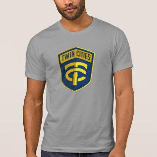 Ciudades gemelas - liga de América - estudios de P Camiseta