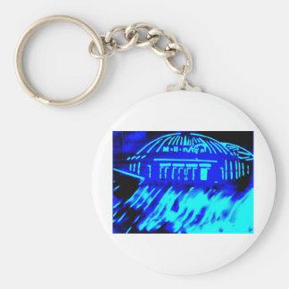 Civic Arena Keychain