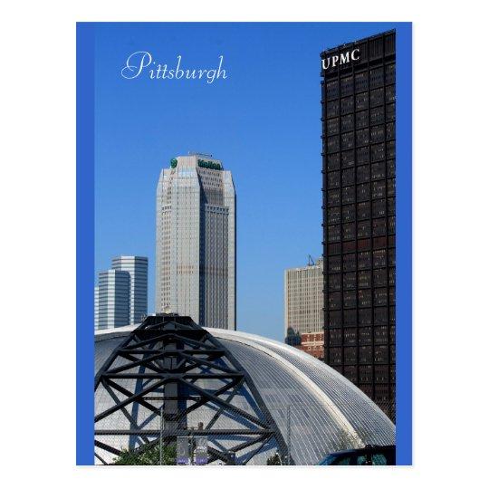 Civic Arena Postcard