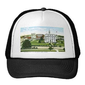 Civic Center, Salem, Oregon Hat