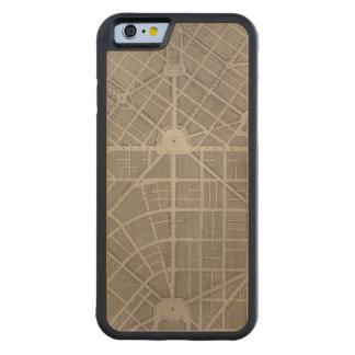 Civic Center, San Francisco Carved Maple iPhone 6 Bumper Case