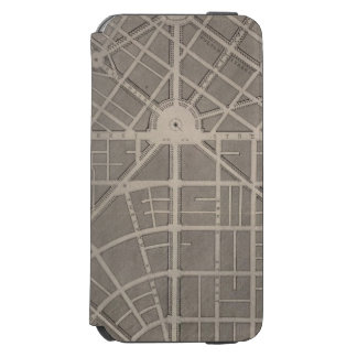 Civic Center, San Francisco iPhone 6/6s Wallet Case