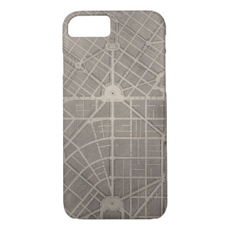 Civic Center, San Francisco iPhone 8/7 Case