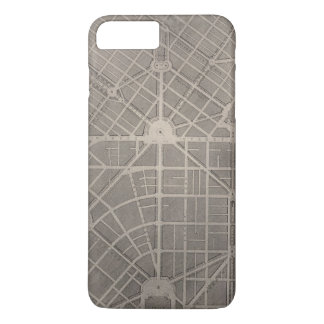 Civic Center, San Francisco iPhone 8 Plus/7 Plus Case