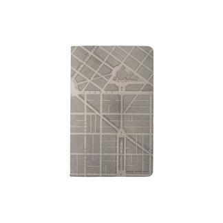 Civic Center, San Francisco Pocket Moleskine Notebook