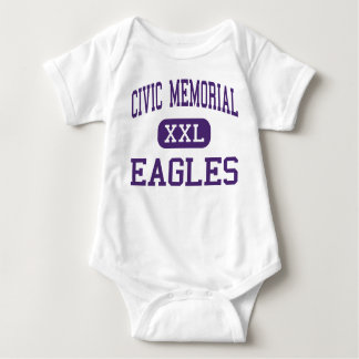 Civic Memorial - Eagles - High - Bethalto Illinois Tees