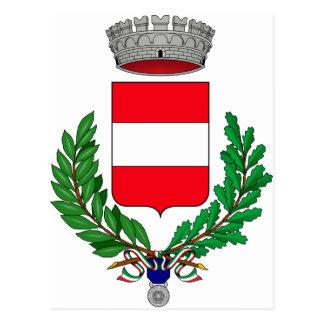 Cividale del Friuli Stemma, Italia Postales
