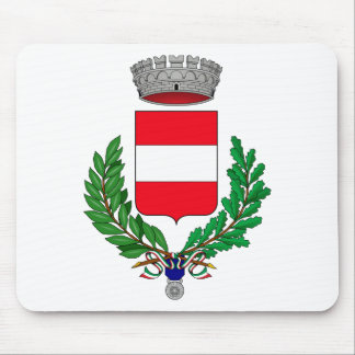 Cividale del Friuli Stemma, Italy Mouse Pads