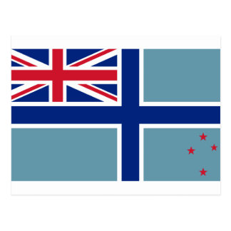 Civil Air Ensign Of New Zealand, New Zealand Postcard