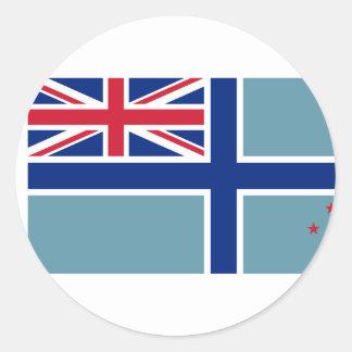 Civil Air Ensign Of New Zealand, New Zealand Sticker
