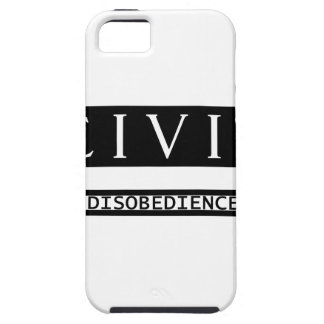 Civil Disobedience iPhone 5 Covers