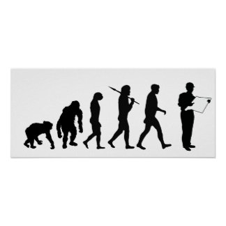 Civil Engineer builder quantity surveyor evolution Poster
