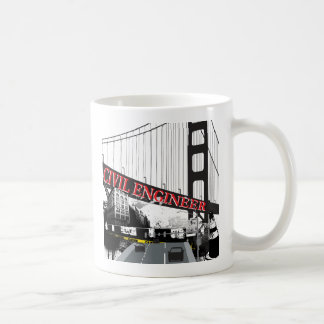 Civil Engineer Coffee Mugs
