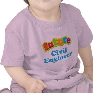 Civil Engineer (Future) Infant Baby T-Shirt