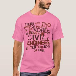 Civil Engineer Gift T-Shirt