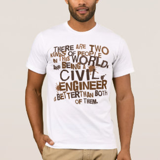 Civil Engineer Gift T-Shirt