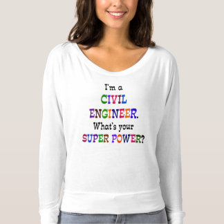 Civil Engineer Humor T-shirt
