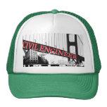 Civil Engineer Mesh Hats