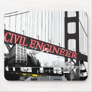 Civil Engineer Mouse Pad