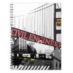 Civil Engineer Note Books