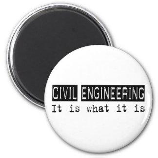 Civil Engineering It Is Magnet