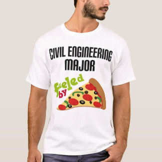Civil Engineering Major T-Shirt
