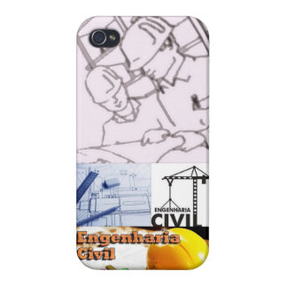 Civil Engineering marries For iPhone 4 Case For iPhone 4