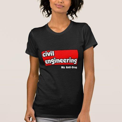 Civil EngineeringMy Anti-Drug Tshirt T-Shirt, Hoodie, Sweatshirt