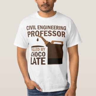 Civil Engineering Professor T-Shirt