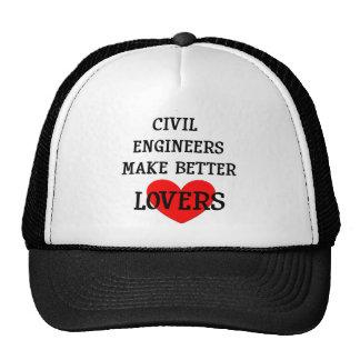 Civil Engineers Make Better Lovers Trucker Hat