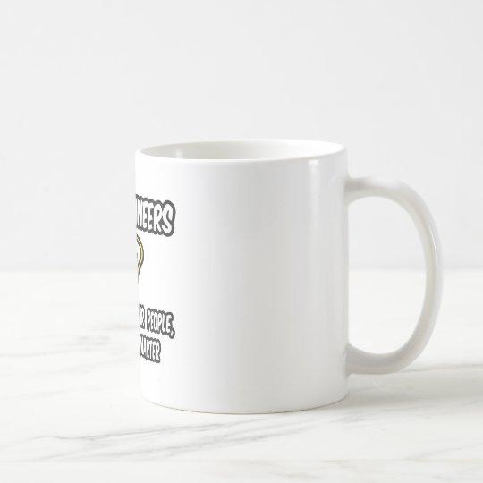 Civil Engineers...Regular People, Only Smarter Coffee Mug