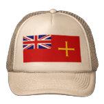 Civil Ensign Guernsey, United Kingdom Trucker Hat
