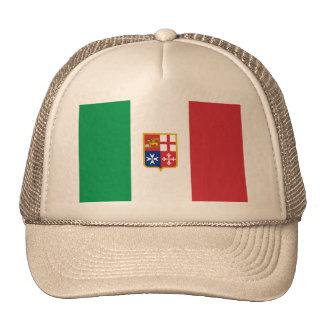 Civil Ensign Italy, Italy Trucker Hat