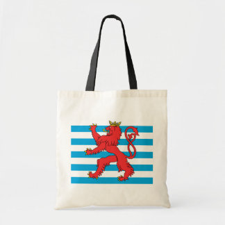 Civil Ensign Luxembourg, Luxembourg Tote Bag