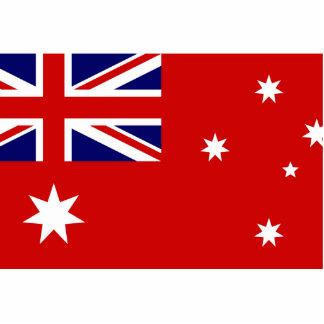 Civil Ensign Of Australia, Australia flag Acrylic Cut Out