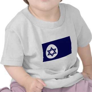 Civil Ensign Of Israel, Isle of Man Tee Shirts