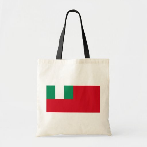 Civil Ensign Of Nigeria, Nigeria Budget Tote Bag