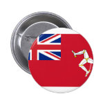 Civil Ensign the Isle Man, United Kingdom Buttons