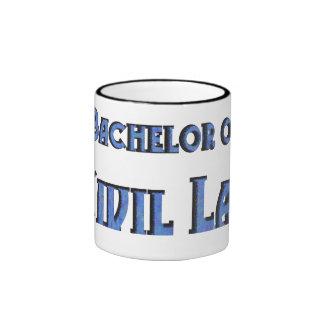 Civil Law Ringer Mug