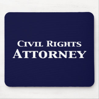 Civil Rights Attorney Gifts Mouse Pad